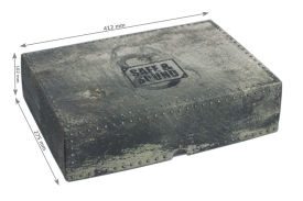 Safe and Sound Box tray 03